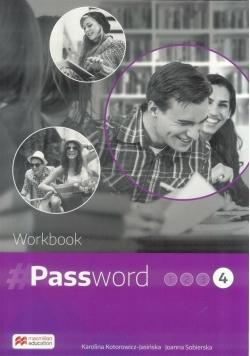 Password 4 WB MACMILLAN