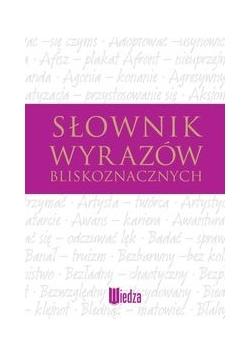 Słownik wyrazów bliskoznacznych, Nowa
