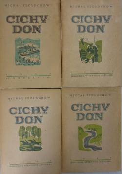 Cichy don, Tom I - II, IV