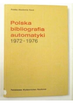 Kalinowska H.,    - Polska bibliografia automatyki 1972-1976