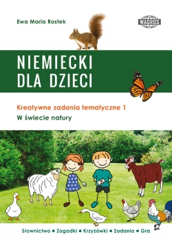 Niemiecki dla dzieci W świecie natury