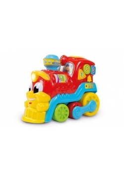 Interaktywna lokomotywka