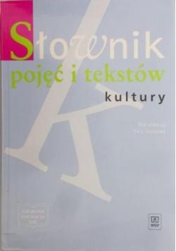 Słownik pojęć i tekstów kultury