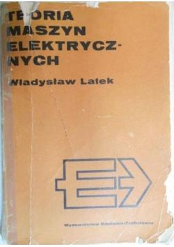Teoria maszyn elektrycznych