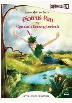 Piotruś Pan w Ogrodach Kensingtońskich audiobook