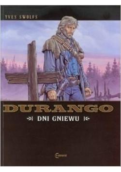 Durango T.2 Dni gniewu