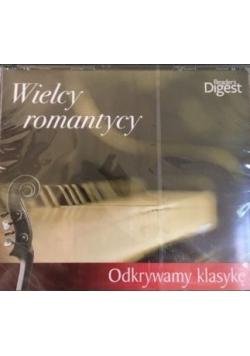 Wielcy romantycy, zestaw 2 płyt CD