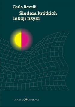 Siedem krótkich lekcji fizyki, Carlo Rovelli