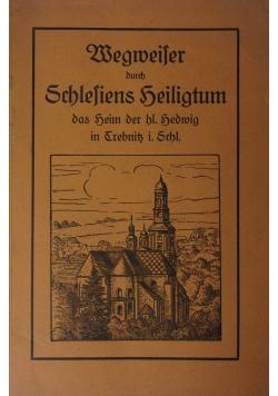 Wegweiser durch Schlesiens Heiligtum, 1931r.