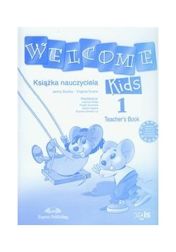 Welcome Kids 1 Teacher's Book