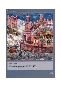 Konstantynopol 29 V 1453