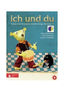 Ich und du 3 : Podręcznik do języka niemieckiego z płytą CD