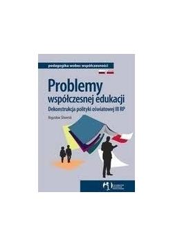Problemy współczesnej edukacji