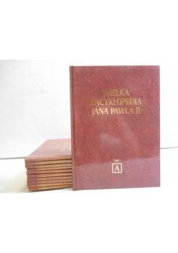 Wielka encyklopedia Jana Pawła II. Tom I-XI