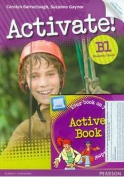 Activate B1 SB + Active Book & iTest PET PEARSON