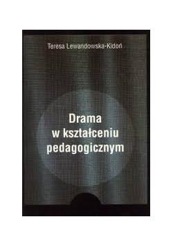 Drama w kształceniu pedagogicznym