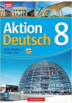 Aktion Deutsch 8 Podr. WSiP