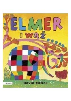 Elmer i wąż w.2018