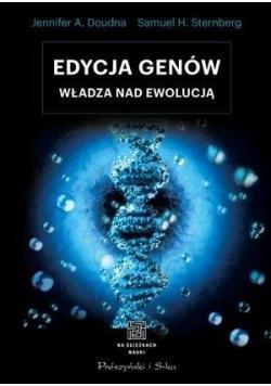 Edycja genów. Władza nad ewolucją