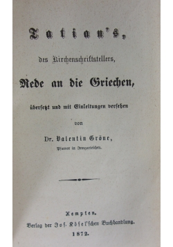 Latian's, 1872 r.