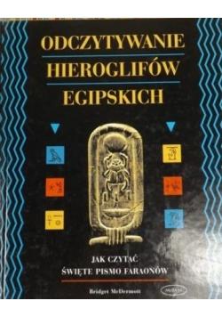 Odczytywanie hieroglifów egipskich