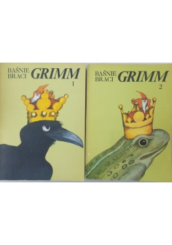 Baśnie braci Grimm, Tom I,II