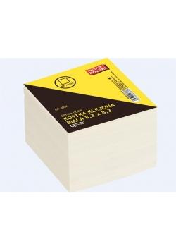 Kostka biała klejona 8,3x8,3 400 kartek GRAND