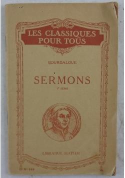 Sermons, 1939r.