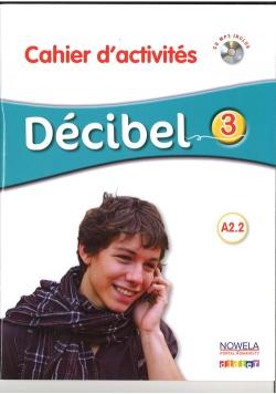 Decibel 3 PW Zeszyt ćwiczeń