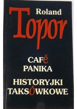 Cafe panika: Historyjki taksówkowe