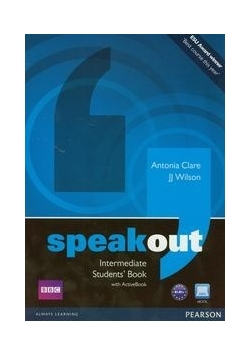 Speakout Intermediate Students' Book z płytą DVD