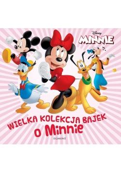 Wielka kolekcja bajek o Minnie