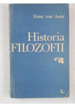 Aster von Ernst - Historia filozofii
