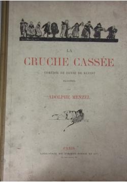 La Cruche Cassee, 1884 r.