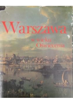 Warszawa w wieku Oświecenia