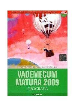 Vademecum Matura 2009 z płytą CD Geografia
