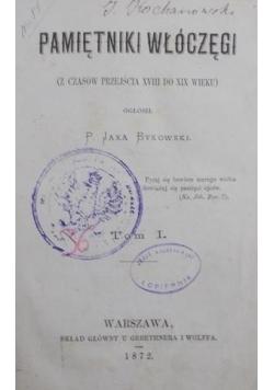 Pamiętniki Włóczęgi , 1872 r.
