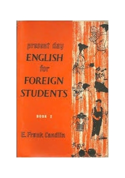 Prezent day english for foreign students