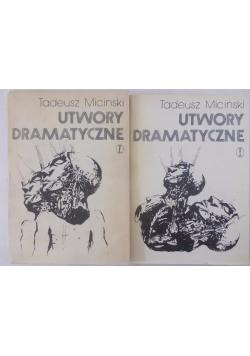 Utwory dramatyczne, tom 2,4