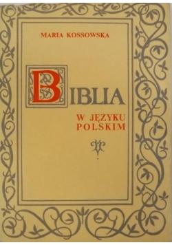 Biblia w języku polskim, Tom II