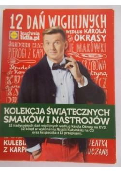 Kolekcja świątecznych smaków i nastrojów, DVD/CD