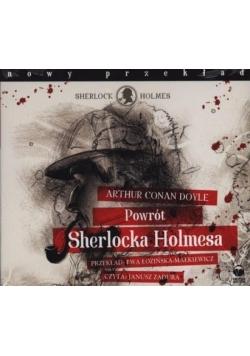 Powrót Sherlocka Holmesa audiobook