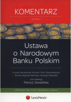 Ustawa o Narodowym Banku Polskim Komentarz