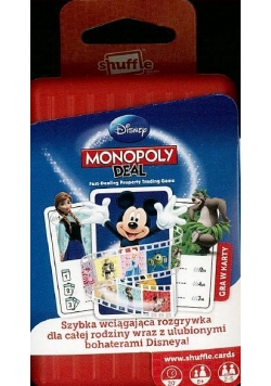 Shuffle - Monopoly Deal Disney