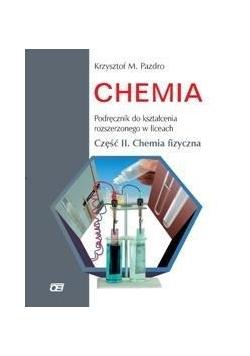 Chemia LO cz.II chemia fizyczna ZR podr CD Gr. OE