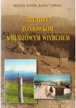 Miyndzy Zoniówkom a Budzówym Wiyrchem