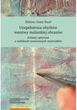 Uzupełnienia ubytków warstwy malarskiej obrazów