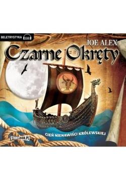 Czarne Okręty T.2 Cień nienawiści... audiobook