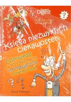 Księga niezwykłych ciekawostek - nowa