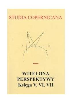 Witelona perspektywy księga V, VI, VII